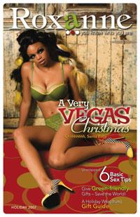 Roxanne Lingerie Magazine