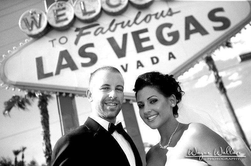 Jennifer & Doug Las Vegas Wedding