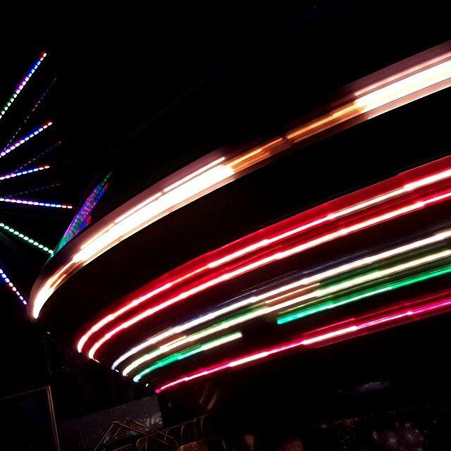 I'm getting dizzy #carnival #ride