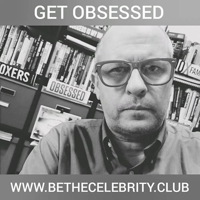 You need to get obsessed with your business and #BeTheCelebrity in your industry. Join the club www.bethecelebrity.club